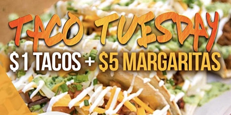 Taco Tuesday with All Flavor No Grease tickets
