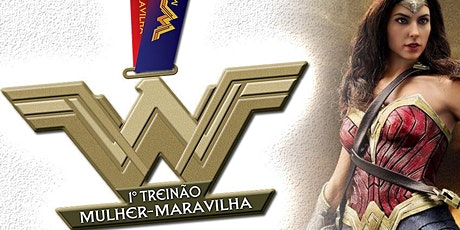 1º Treinão Mulher Maravilha ingressos
