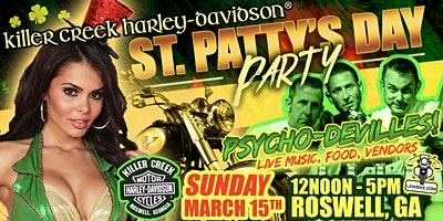 KCHD Annual St. Patty's Day Party!