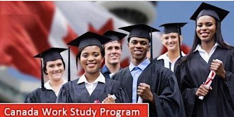 Study & Work in Canada Workshop tickets