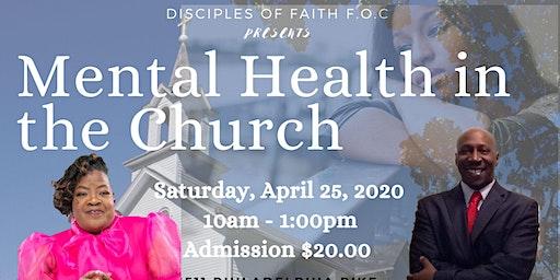 Mental Health in the Church