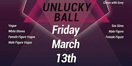 UNLUCKY BALL tickets