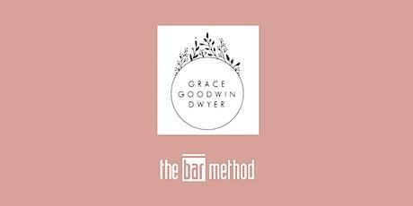 Do Diets Work? [The Bar Method x Grace Goodwin Dwyer, RD] tickets
