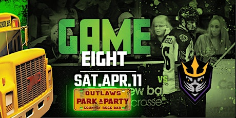 Outlaws Park and Party Rush Vs San Diego Seals tickets