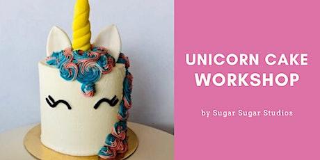 Cake Decorating: Unicorn Cake Workshop tickets