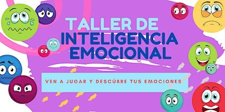 TALLER DE INTELIGENCIA EMOCIONAL entradas