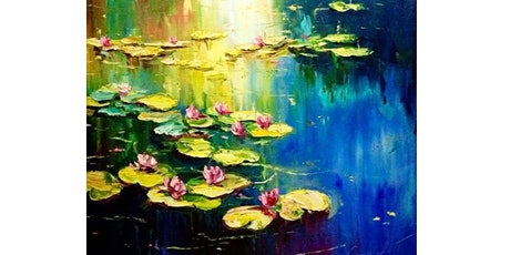 Monet Waterlilies - Boardwalk Bar tickets