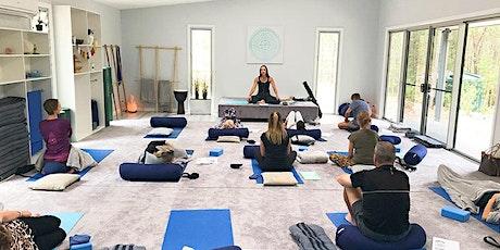 Wellness Retreat - Full Day, Yin Yoga, Meditation, Vegetarian food tickets