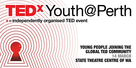 TEDxYouth@Perth tickets