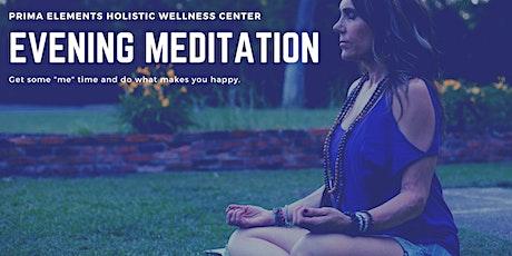 Evening Meditation With Jennifer tickets