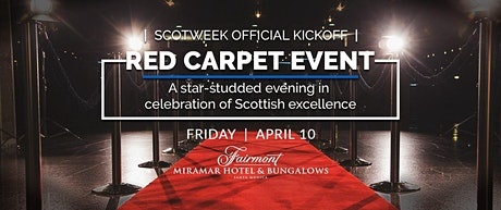 ScotWeek Red Carpet Event tickets