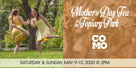 Mother's Day Tea in Your Garden: A Virtual Dance Experience tickets