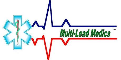 Multi-Lead Medics 12 Lead ECG Interpretation Workshop tickets