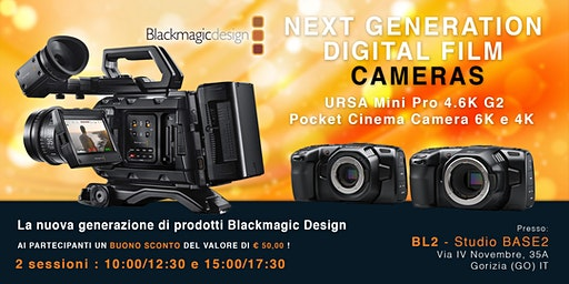 NEXT GENERATION DIGITAL FILM CAMERAS
