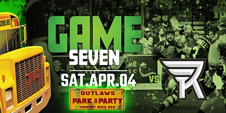 Outlaws Park and Party Rush Vs Rochester Knighthawks tickets
