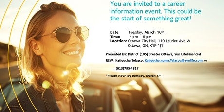 Career Information Event tickets