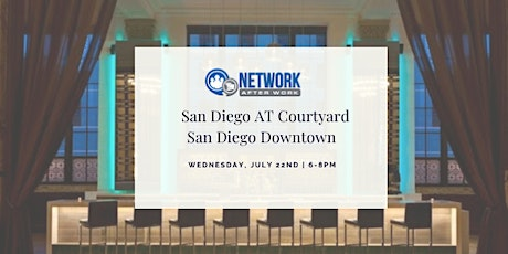 Network After Work San Diego at Courtyard San Diego Downtown tickets