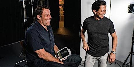 FREE Live Webinar Training by Tony Robbins & Dean Graziosi - 28 Feb 9am Singapore time tickets