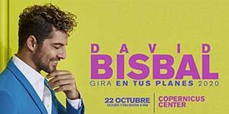 David Bisbal en Concierto tickets