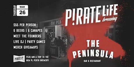Pirate Life x The Pen tickets