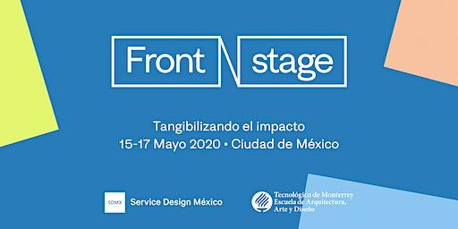 Frontstage 20 — Service Design Conference