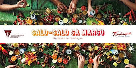 Salo-salo sa Marso: Kamayan sa Tambayan tickets