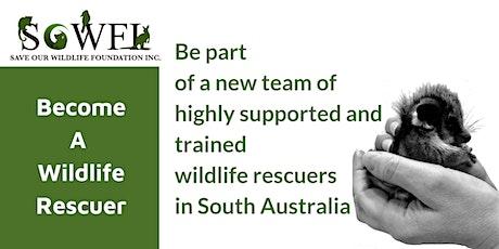 Wildlife Rescuer Course tickets