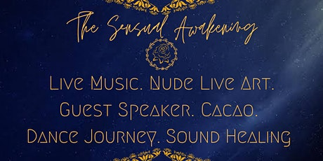 The Sensual Awakening - The Event tickets