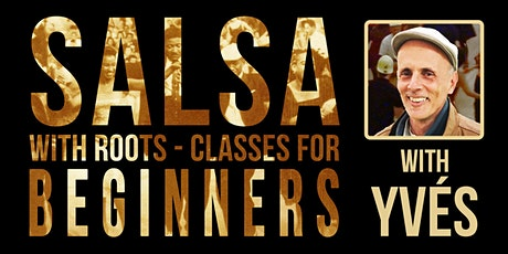 Learn Salsa with Yves tickets