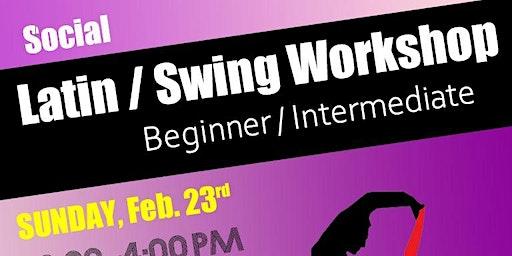 Latin Dance Workshop (Beginner / Intermediate)