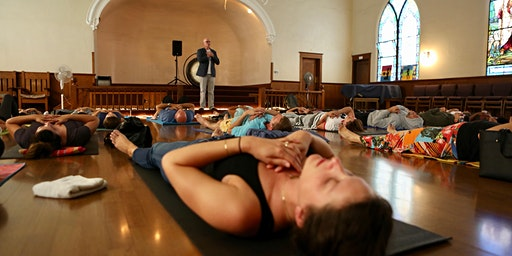 Breathwork with Gong Sound Healing (Bend OR) March 13th Led by Jon Paul Crimi