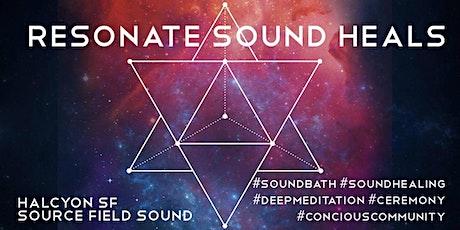 Resonate Sound Heals tickets