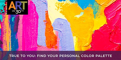 True to You: Find Your Personal Color Palette Workshop with Kristen Ide tickets