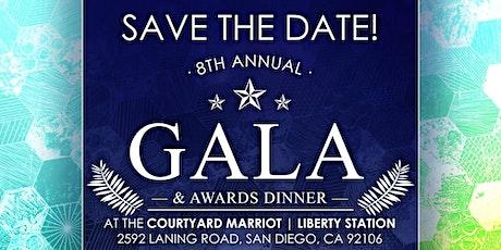 8th Annual APAC Gala & Awards Dinner tickets