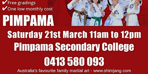 Shim Jang Taekwondo - Pimpama Branch - Open Day!