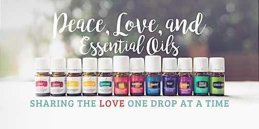 Young Living Essential Oil Intro Class
