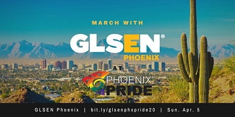 March with GLSEN Phoenix in Pride Parade tickets