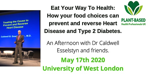 Eat Your Way To Health: Preventing Heart Disease and Type 2 Diabetes.