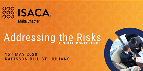 Addressing the Risks [ISACA's Biennial Conference] tickets