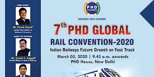 7th PHD GLOBAL RAIL CONVENTION