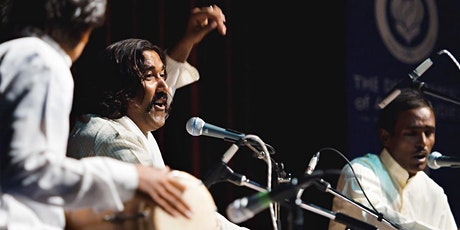 An Evening with MUKHTIYAR ALI & FRIENDS: A CONCERT OF SUFI AND BHAKTI MUSIC and SACPAN 2020 Conference tickets