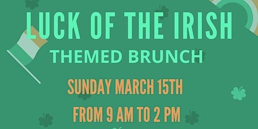 Granite City Presents Irishfest Brunch!
