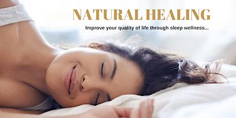Natural Healing through Sleep tickets