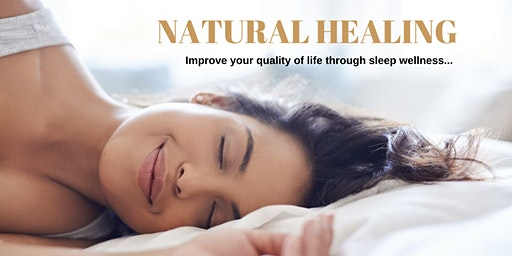 Natural Healing through Sleep