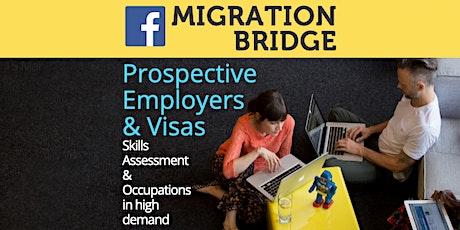 Prospective Employers & Visas tickets
