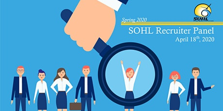 SOHL Recruiter Panel Spring 2020 tickets