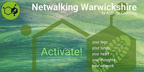 Netwalking Warwickshire - Leamington Spa Networking tickets