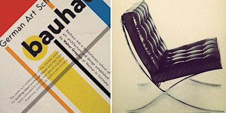 The Bauhaus Poster tickets