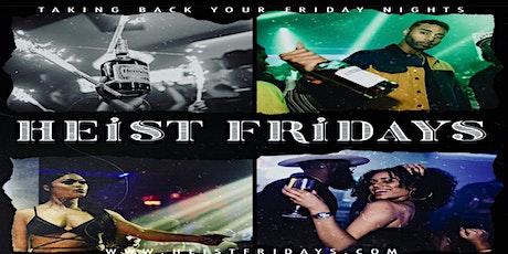 Heist Fridays at Aura Night Club tickets