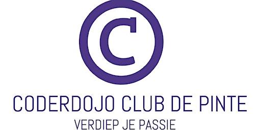 Coderdojo Club De Pinte Schooljaar 2019-2020 (2de Lot Inschrijvingen)